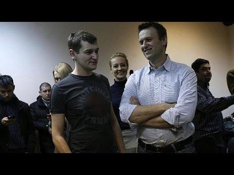 Kremlin protest planned after blogger given suspended sentence