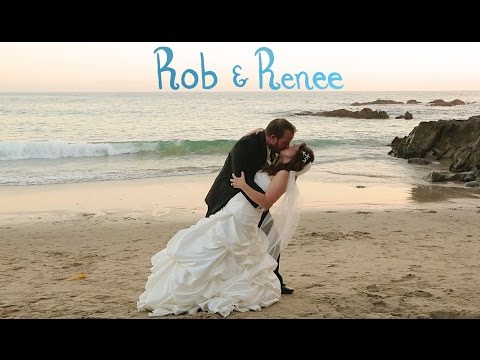 Wedding Highlights at 7˚ Seven Degrees in Laguna Beach