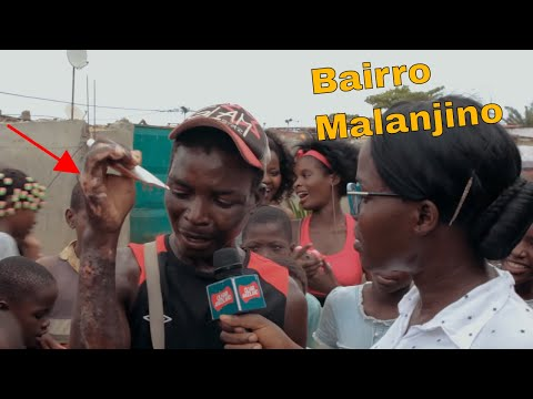 O Bairro Malanjino em  2018 - Olhar Angolano