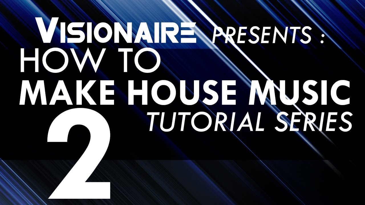 Make house music episode 2 how to make a remix and how for House music maker