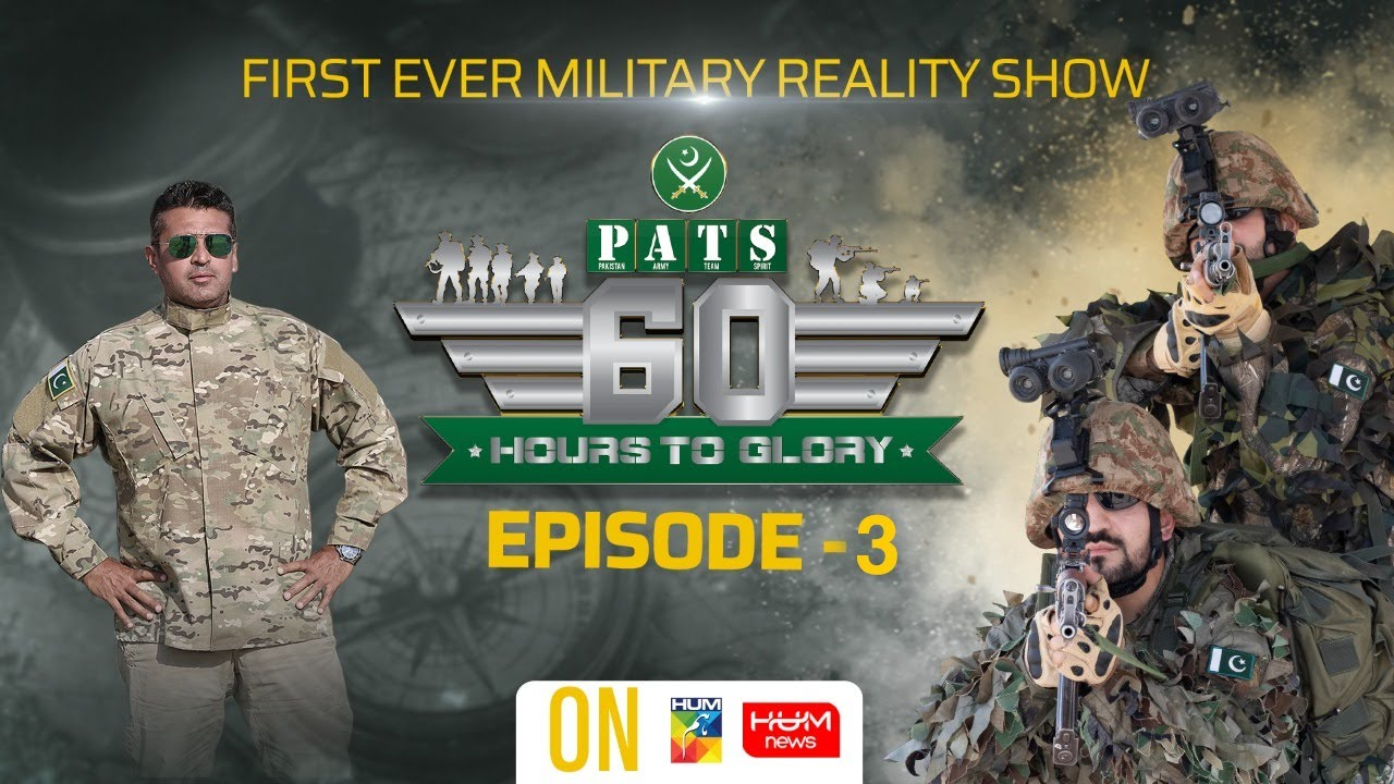 60 Hours to Glory; A Military Reality Show | Episode 3 | 20th June 2021