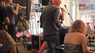 GEDEON JERUBBAAL & Inity Dub Mission, SUMIENIE WOJOWNIKA - Reggae na Piaskach 2013