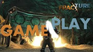 Fracture (PS3) Gameplay