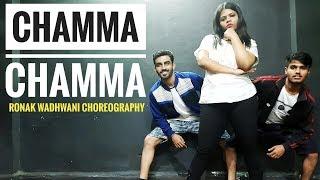 Chamma Chamma dance cover | Fraud Saiyaan | Ronak Wadhwani Choreography | Elli AvrRam, Neha Kakkar