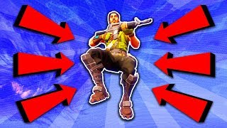 MOST CLUELESS PLAYER IN FORTNITE! (Fortnite: Battle Royale EPIC Fails and Funny Moments)