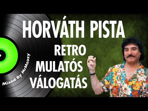 ✿ Horváth Pista - Retro mulatós válogatás | Nagy Zeneklub |