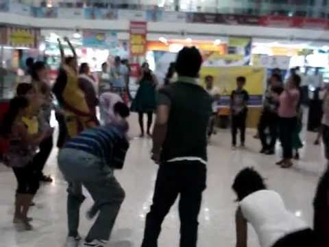 Yogathon 2012 - Kharghar(Little World mall)