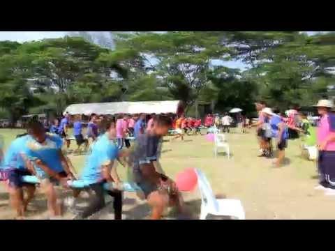 การแข่งขันกีฬาพื้นบ้าน โครงการกีฬาต้านยาเสพติด