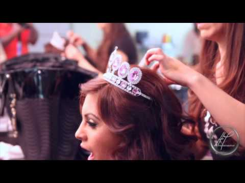 Miss Fort Worth, Arlington, Irving Texas Latina 2015 Pageant Short