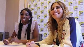 SDCC 2019: Lauren LeFranc and Enuka Okuma of YouTube's Impulse