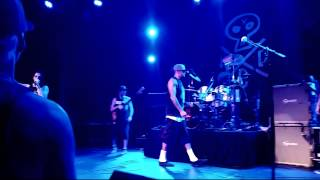 (hed) PE - Raising Hell (Live@The Canyon Club)