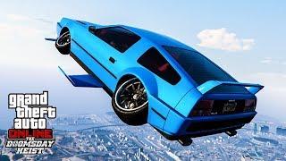 NOUVELLE VOITURE VOLANTE ! (4.700.000$) GTA 5 ONLINE