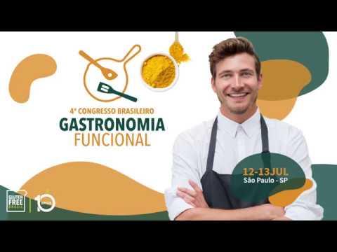 4º Congresso Brasileiro de Gastronomia Funcional