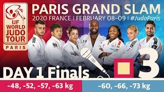 Judo Paris Grand Slam 2020: Day 1 - Finals Tatami 3