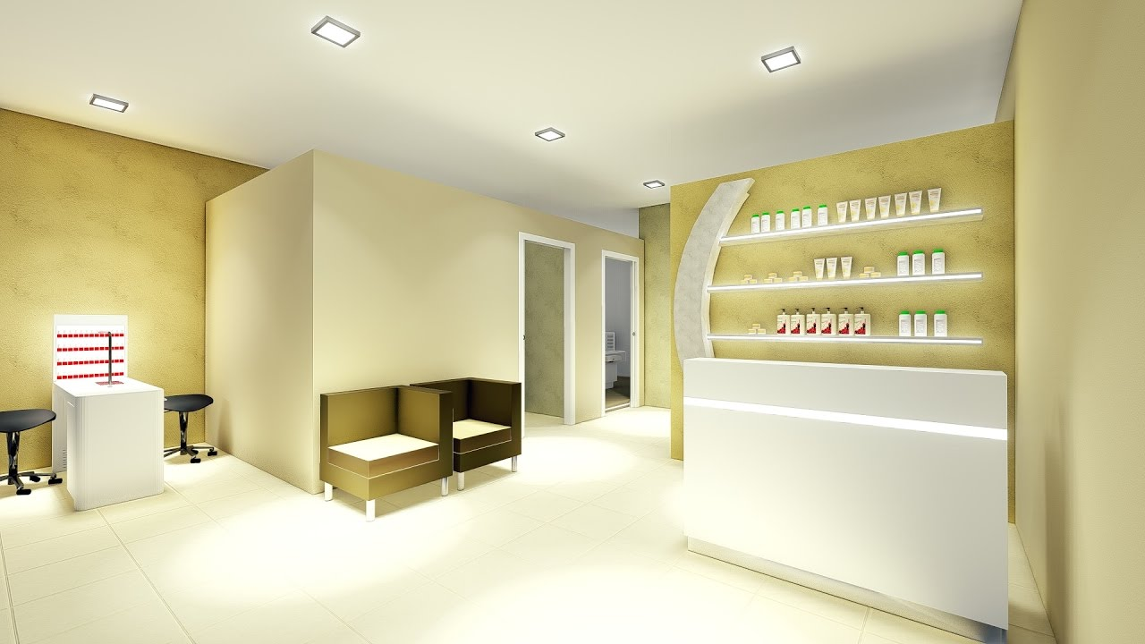 Arredamento centro estetico akorj progetto per nuova for Arredamento centri estetici