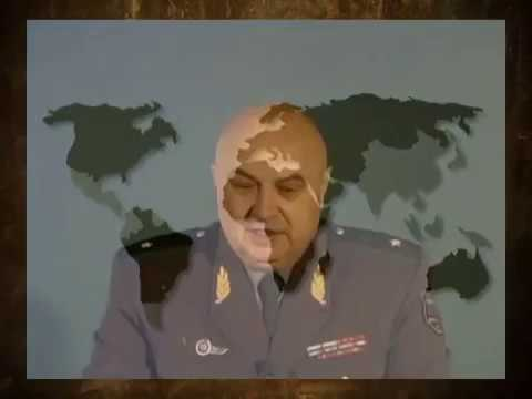 Russian general Petrov talks about World Government