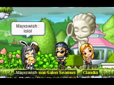 maplestory how to go to amoria