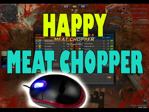 MOUSE TERMAHAL 4.5jt ANTI RECOIL - HAPPY MEAT CHOPPER