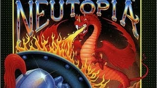 Classic PC Engine Game Neutopia on PS3 in HD 720p
