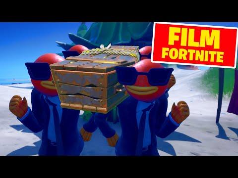 [ Fortnite | Court-métrage ] LES POISCAILLES FONT UN RITUEL BIZARRE POUR SAUVER SKYE ! #98