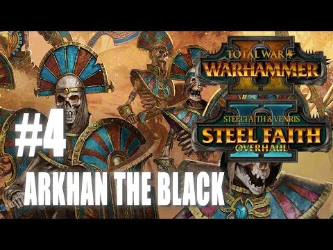 Total War: Warhammer II - SFO II - Arkhan the Black campaign #4