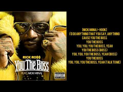 rick ross you the boss mp3 free download