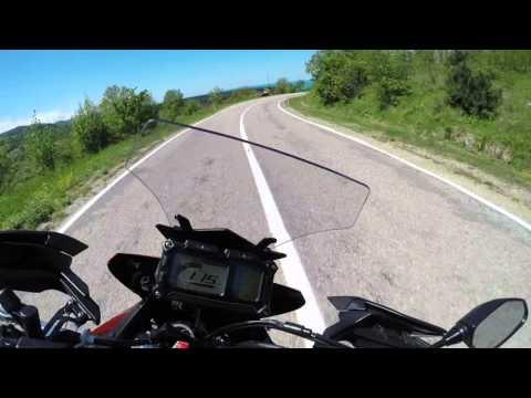 Adrenalin!! Viraj Yamaha MT-09 Tracer MoToBlog bathu R1 Vlog #91