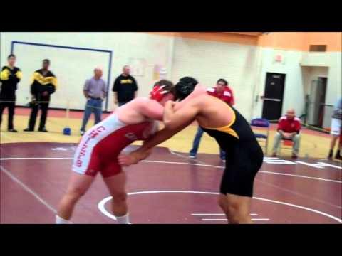 Ben Poirier Wrestling Video GC