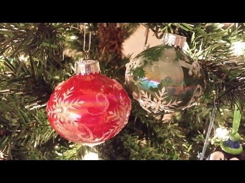 DIY Paint Ornament Trial (Ornament Shorts 1)
