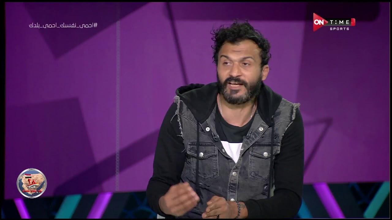 إبراهيم سعيد : يعترف عن اسباب رحيله من النادي الأهلي ومن الشخص المسؤول - أقر وأعترف مع شوبير