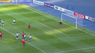 5e2a39b7b07 Penalty save by Indian keeper Niraj kumar vs Iran ...
