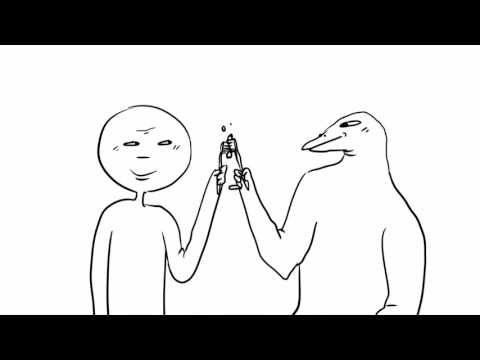 toothpaste kisses | ukulele cover bad animatic