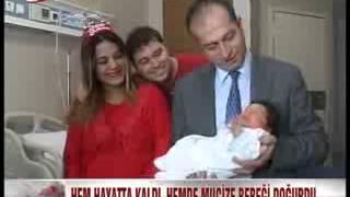 KanalTürk Haber - Mucize Annenin Mucize Bebeği - 01.03.2014