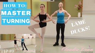 TEN TIPS For Pirouettes En Dehors