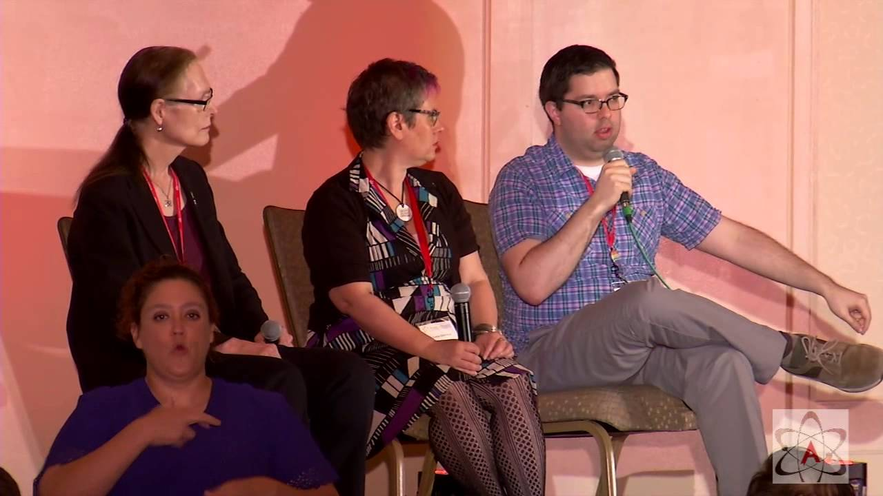 Panel: Atheism & LGBT Activism (2014 National Convention)