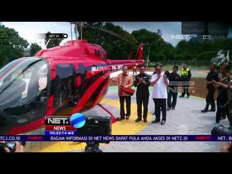 Helicity Resmi Mengudara, Jadi Solusi Melewati Macet - NET24