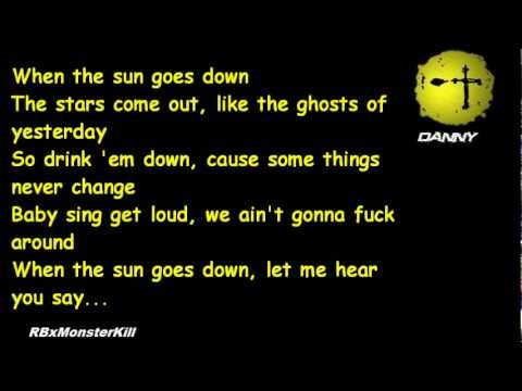 Hollywood Undead - My Town (W/Lyrics)