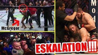 MOSLEM GEWINNT!!! Connor McGregor vs Khabib Nurmagomedov (HEFTIGSTER MMA-KAMPF!!!) | Mazdak