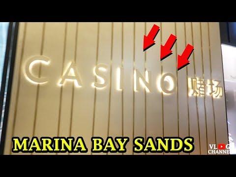 "INGAT❗️JANGAN PERNAH COBA MASUK ""CASINO"" MARINA BAY SAND❗️ #VLOG #CASINO"