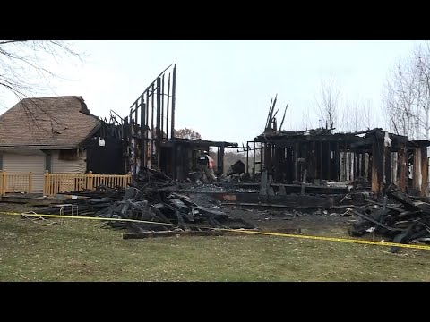 4 Children, 2 Adults Dead in Rural Illinois Fire