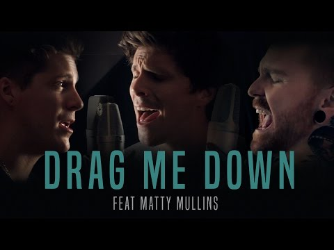 """One Direction - """"Drag Me Down"""" (cover By Our Last Night Ft Matty Mullins)"""