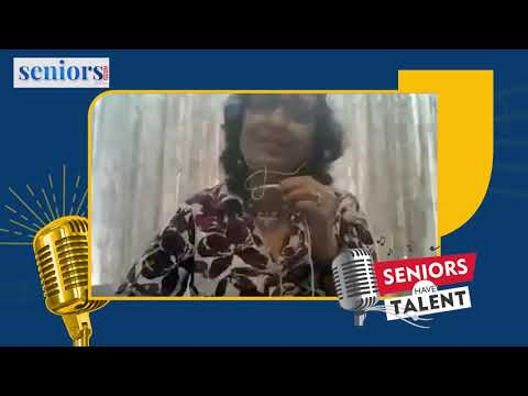 Rooplata Chaukulkar Performing at Seniors Have Talent | Season Two Finale | Online Singing Contest