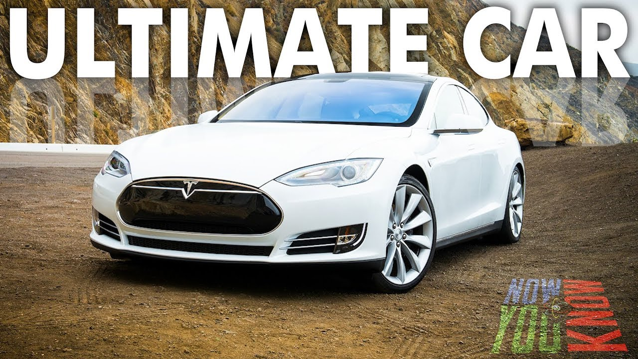 Tesla Time News - The Ultimate Car of the Year - YouTube