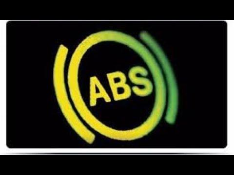 горит ABS не
