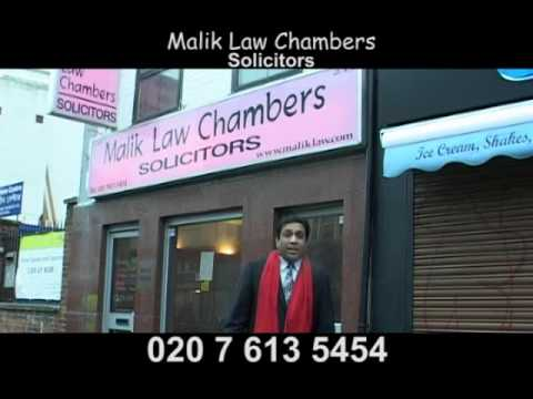 MALIK LAW CHAMBERS SOLICITORS