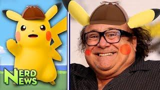 Danny DeVito - The Perfect Pikachu?!