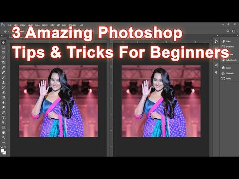3 Amazing Photoshop Tips & Tricks For Beginners || EP#01 || KB Tech