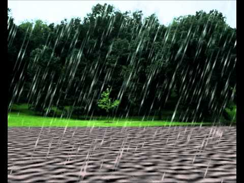 Rain Fall In 3d Studio Max - YouTube
