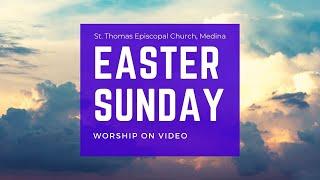 Easter Sunday • April 12, 2020