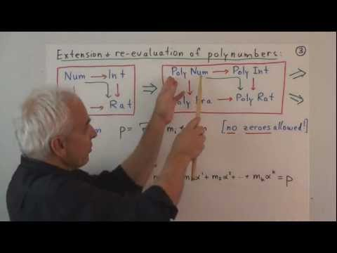 The Division algorithm for polynumbers | Arithmetic and Geometry Math Foundations | N J Wildberger